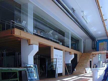 Atelier für Glasgestaltung und Kunst am Bau