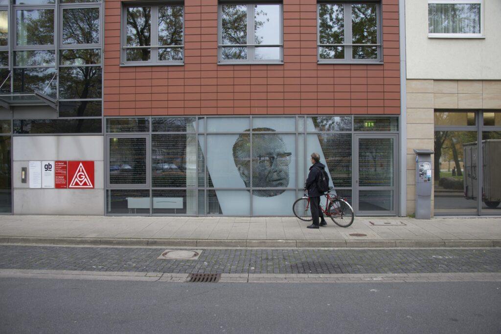 IGM Hannover Fassadengestaltung Aussenansicht