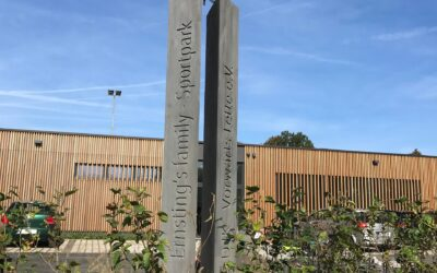 stele | ernsting's family sports field coesfeld