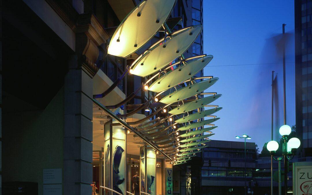 facade design and architectural art