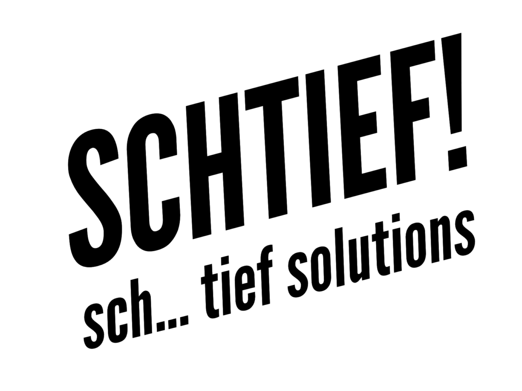 SCHTIEF! webdesign