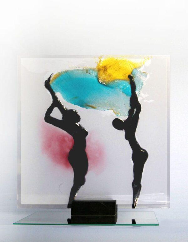 Wolkenschieber Glasmalerei Nabo Gaß